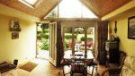 Palm rise sun room