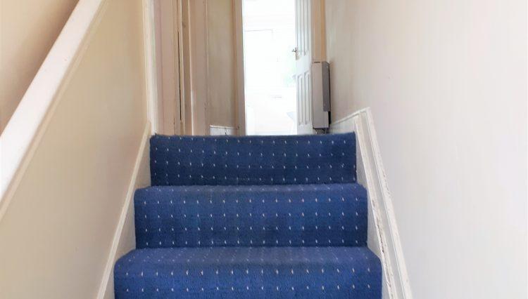Stairs 49 Mccurtain St