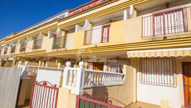 front of playa flamenca