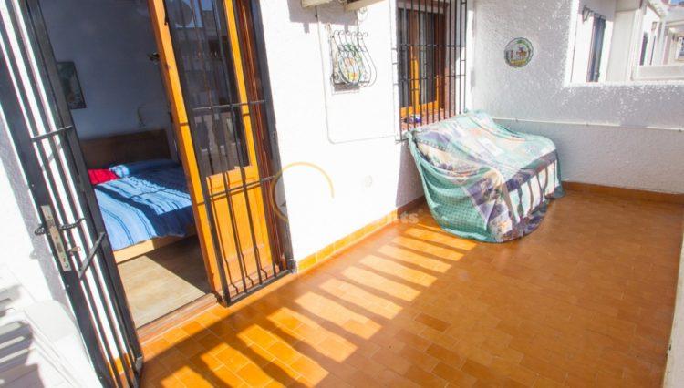 patio outside bedroom
